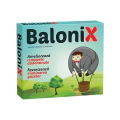 Balonix, 20cpr, Fiterman