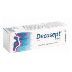 Decasept Spay, 20 ml