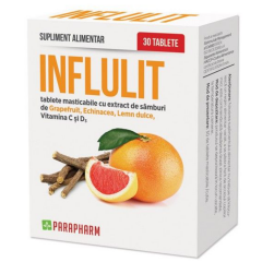 Influlit, 30 tablete, Parapharm