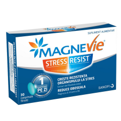 MagneVie Stress Resist, 30 comprimate