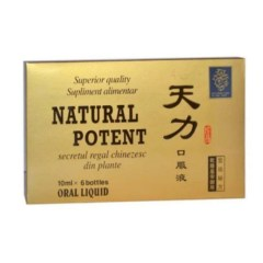Natural Potent 10 ml, 6 fiole, China